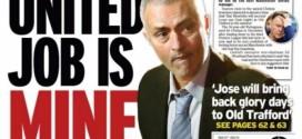 Mourinho:Jam trajner i Unitedit