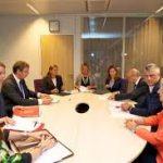 Në tryezën e bisedimeve në Bruksel, pritet të jenë bashkë Musta e Vuçiqi edhe Thaçi e Nikoliqi