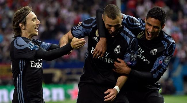 Reali kalon në finale e pret Juventus (VIDEO)