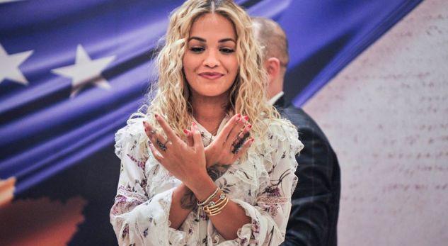 Rita Ora: Të festojmë e këndojmë së bashku, ju premtoj se do jetë një koncert i madh dhe i veçantë