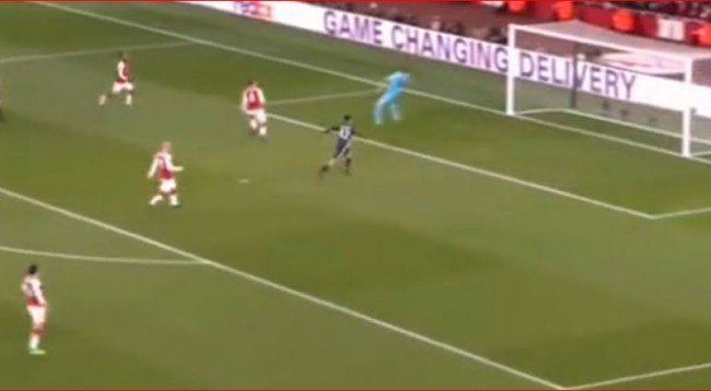 Arsenal ia shënon edhe dy gola të bukur CSKA Moscow