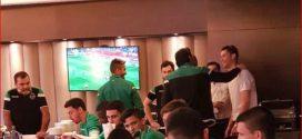 Vizita surprizë e Cristiano Ronaldos