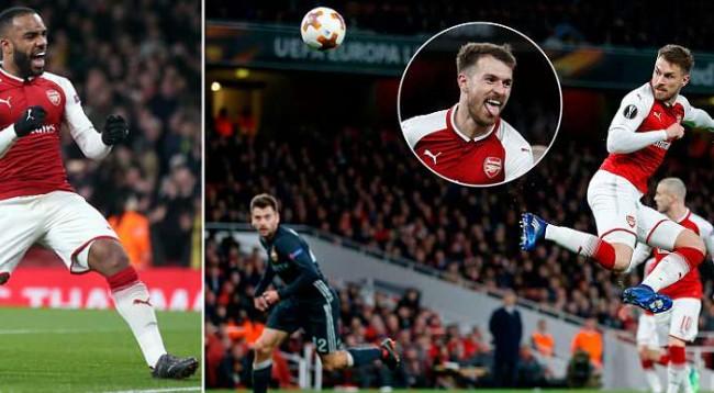Arsenal nëpërkëmbë rusët e CSKA Moscow