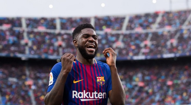Nëse largohet Umtiti, ky mbrojtës do të transferohet te Barcelona